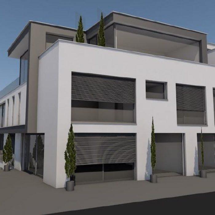 Architekten Sager Partner Richterswil Mehrfamilienhaus