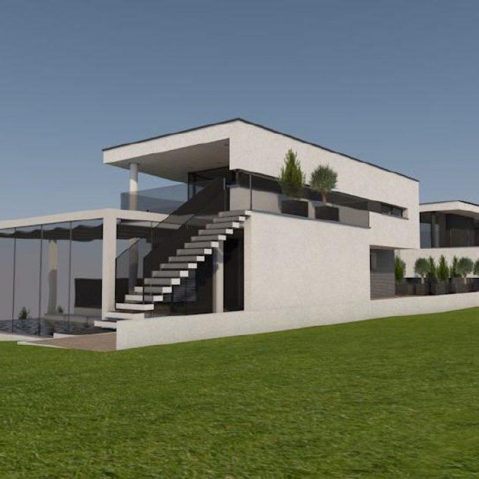 Bau Villen Einzelhäusern Sager Partner Wollerau 2