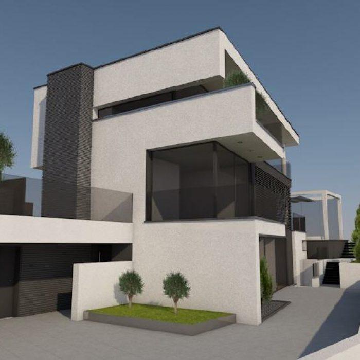 Bau Villen Einzelhäusern Sager Partner Wollerau 4