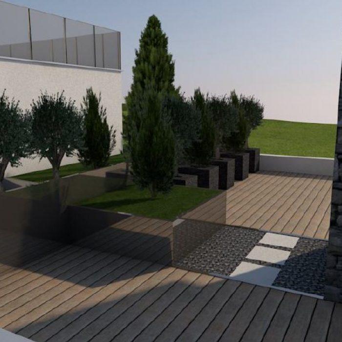 Bau Villen Einzelhäusern Sager Partner Wollerau 6