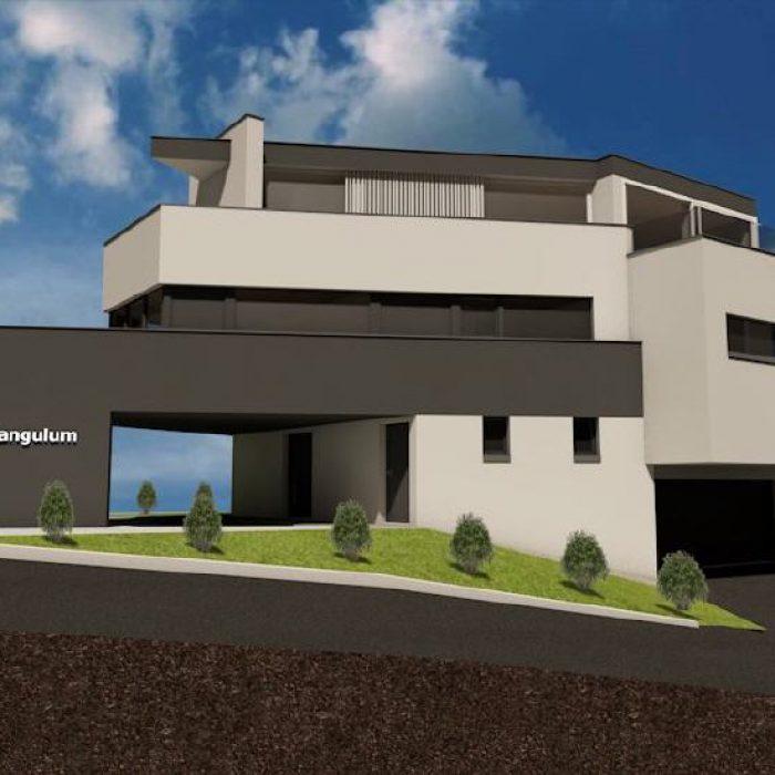 Konstruktion durch Architekten Sager Partner
