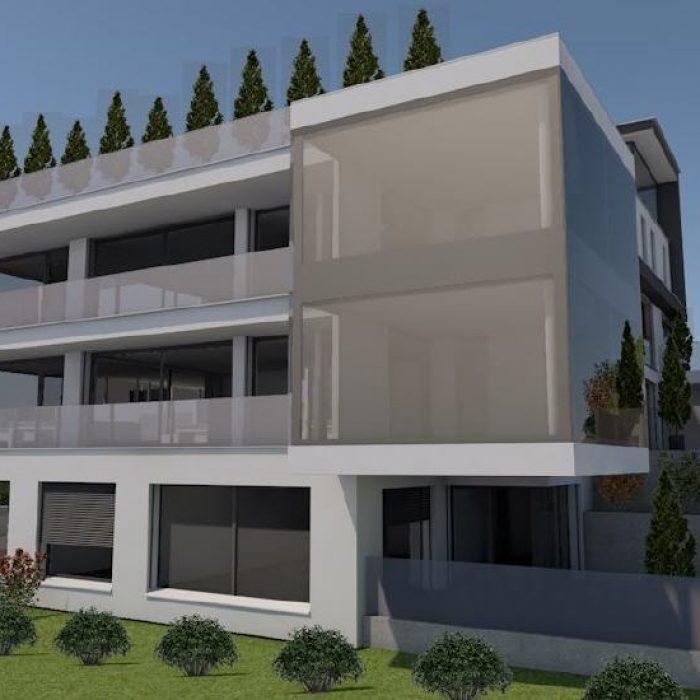 Mehrfamilienhaus Bau von Sager Partner Richterswil