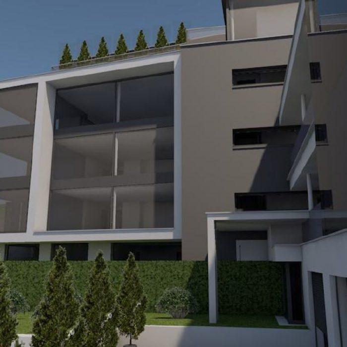Mehrfamilienhaus Konstruktion Sager Partner