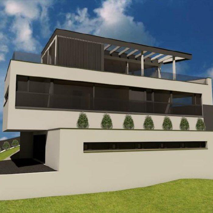 Villa Projekt Sager Partnet architekten